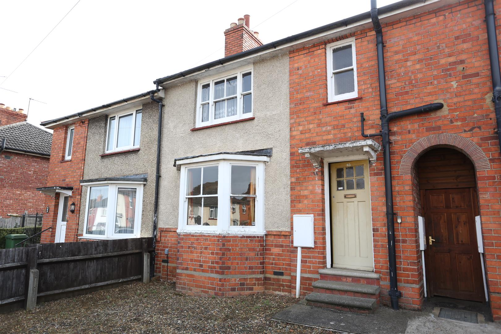 3 Bedrooms Terraced House for sale in Abbey Road, Wellingborough